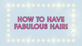 I've Got A Secret! With Robin McGraw TV Spot, 'How to Have Fabulous Hair' - Thumbnail 4