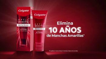 Colgate Optic White Renewal TV Spot, 'Aprendiendo español' [Spanish] - Thumbnail 9