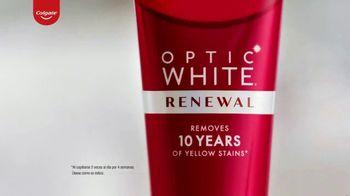 Colgate Optic White Renewal TV Spot, 'Aprendiendo español' [Spanish] - Thumbnail 2