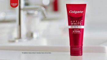 Colgate Optic White Renewal TV Spot, 'Nombrar a tu hija' [Spanish] - Thumbnail 1