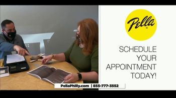 Pella TV Spot, 'Setting Ourselves Apart: 55% Off Installation'