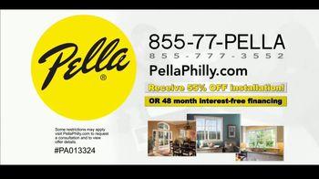Pella TV Spot, 'Setting Ourselves Apart: 55% Off Installation' - Thumbnail 7