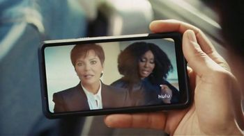 Hulu TV Spot, 'Time To Have Hulu' Featuring Kris Jenner, Aaron Donald - Thumbnail 6