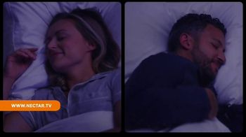 NECTAR Sleep TV Spot, 'Sleeping Next to a Human Furnace!?: $399 in Accessories' - Thumbnail 8