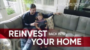 Rooms to Go TV Spot, 'Great Idea: 60 Interest-Free Financing'