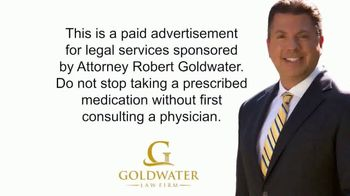 Goldwater Law Firm TV Spot, 'Elmiron: Vision Problems' - Thumbnail 1
