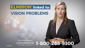 Goldwater Law Firm TV Spot, 'Elmiron: Vision Problems'