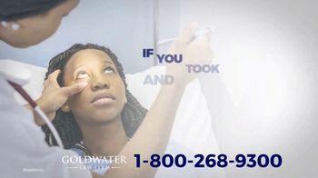 Goldwater Law Firm TV Spot, 'Elmiron: Vision Problems' - Thumbnail 4