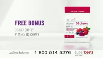 SuperBeets SoftChews TV Spot, 'Do More for Your Heart Health' Featuring Jennifer Jolly - Thumbnail 9