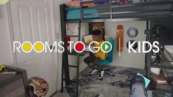 Rooms to Go Kids TV Spot, 'Stimulus Check: 60 Months Interest-Free'