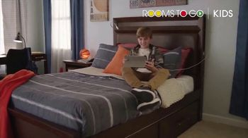 Rooms to Go Kids TV Spot, 'Stimulus Check: 60 Months Interest-Free' - Thumbnail 4