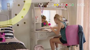 Rooms to Go Kids TV Spot, 'Stimulus Check: 60 Months Interest-Free' - Thumbnail 5