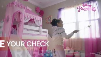 Rooms to Go Kids TV Spot, 'Stimulus Check: 60 Months Interest-Free' - Thumbnail 7