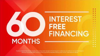 Rooms to Go Kids TV Spot, 'Stimulus Check: 60 Months Interest-Free' - Thumbnail 8