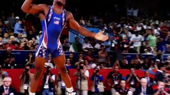 Peacock TV TV Spot, 'My Pursuit: 'Life, Legacy & Jordan Burroughs' - Thumbnail 8