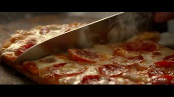 Panera Bread Flatbread Pizza TV Spot, 'Dinner Tonight: Mouthwatering Masterpieces'