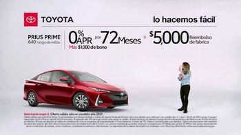 2021 Toyota Prius Prime TV Spot, 'Videollamada' [Spanish] [T2] - Thumbnail 3