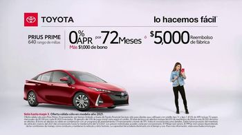 2021 Toyota Prius Prime TV Spot, 'Videollamada' [Spanish] [T2] - Thumbnail 5