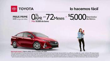 2021 Toyota Prius Prime TV Spot, 'Videollamada' [Spanish] [T2] - Thumbnail 6