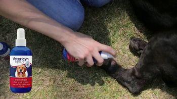 Vetericyn Animal Wellness TV Spot, 'Clean. Treat. Heal.'