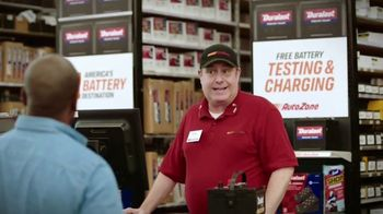 AutoZone TV Spot, 'Battery Solution: Really' - Thumbnail 6