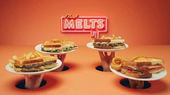 Denny's Melts TV Spot, 'Grilled to Please' - Thumbnail 8
