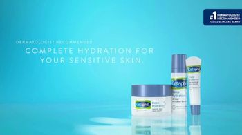 Cetaphil Deep Hydration Facial Collection TV Spot, 'Complete Hydration' - Thumbnail 8