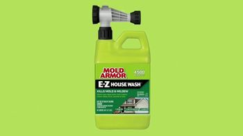 Mold Armor E-Z House Wash TV Spot, 'Kills Mold and Mildew' - Thumbnail 2