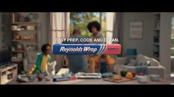 Reynolds Wrap TV Spot, 'Make Time With Reynolds Wrap: Play' - Thumbnail 9