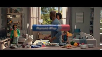 Reynolds Wrap TV Spot, 'Make Time With Reynolds Wrap: Play' - Thumbnail 8