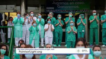 Points of Light TV Spot, '2021 Global Volunteer Month'