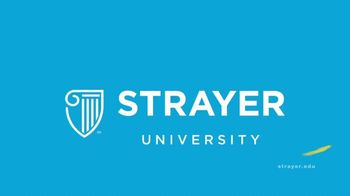 Strayer University TV Spot, \'Affordable For All\'