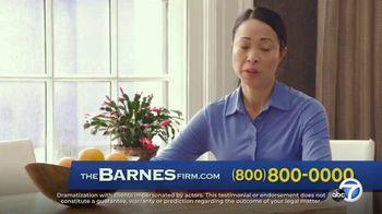 The Barnes Firm TV Spot, 'Not Fair: Truck Accident'