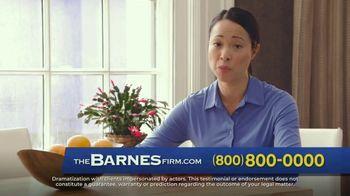 The Barnes Firm TV Spot, 'Not Fair: Truck Accident' - Thumbnail 2