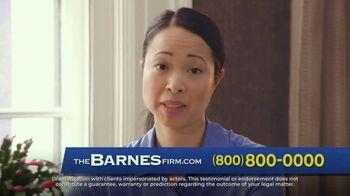 The Barnes Firm TV Spot, 'Not Fair: Truck Accident' - Thumbnail 3