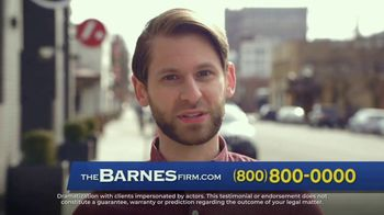 The Barnes Firm TV Spot, 'Not Fair: Truck Accident' - Thumbnail 5