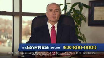 The Barnes Firm TV Spot, 'Not Fair: Truck Accident' - Thumbnail 6
