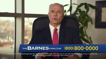 The Barnes Firm TV Spot, 'Not Fair: Truck Accident' - Thumbnail 7