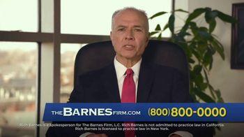 The Barnes Firm TV Spot, 'Not Fair: Truck Accident' - Thumbnail 8
