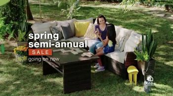 Ashley HomeStore Spring Semi-Annual Sale TV Spot, '25% Off Storewide & Special Financing: Sofa' - Thumbnail 3