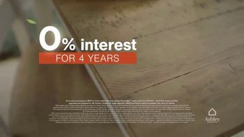 Ashley HomeStore Spring Semi-Annual Sale TV Spot, '25% Off Storewide & Special Financing: Sofa' - Thumbnail 4