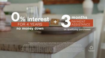 Ashley HomeStore Spring Semi-Annual Sale TV Spot, '25% Off Storewide & Special Financing: Sofa' - Thumbnail 5