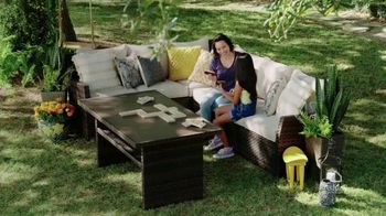 Ashley HomeStore Spring Semi-Annual Sale TV Spot, '25% Off Storewide & Special Financing: Sofa'