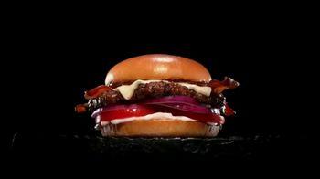 Hardee's Steakhouse Angus Thickburger TV Spot, 'Hunger' - Thumbnail 1