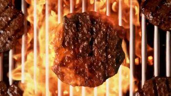 Hardee's Steakhouse Angus Thickburger TV Spot, 'Hunger' - Thumbnail 2