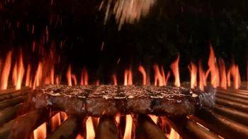 Hardee's Steakhouse Angus Thickburger TV Spot, 'Hunger' - Thumbnail 3