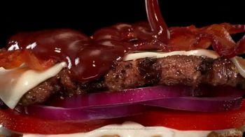 Hardee's Steakhouse Angus Thickburger TV Spot, 'Hunger' - Thumbnail 4