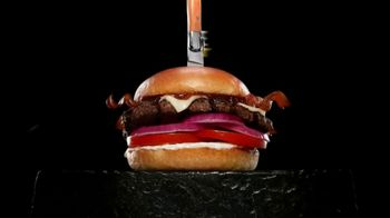 Hardee's Steakhouse Angus Thickburger TV Spot, 'Hunger' - Thumbnail 8
