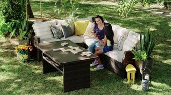 Ashley HomeStore Spring Semi-Annual Sale TV Spot, 'Indoor and Outdoor Furniture' - Thumbnail 1