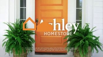 Ashley HomeStore Spring Semi-Annual Sale TV Spot, 'Indoor and Outdoor Furniture' - Thumbnail 9